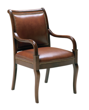 Thumbnail of Classic Leather - Chateau Chair