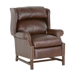 Thumbnail of Classic Leather - Chippendale High Leg Recliner