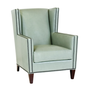 Thumbnail of Classic Leather - Porter Wing Chair