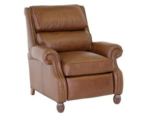 Thumbnail of Classic Leather - Chandler Low Leg Recliner
