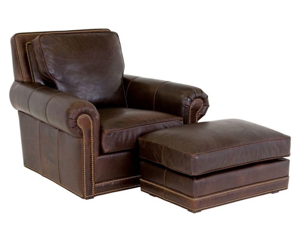 Classic Leather - Coolidge Ottoman