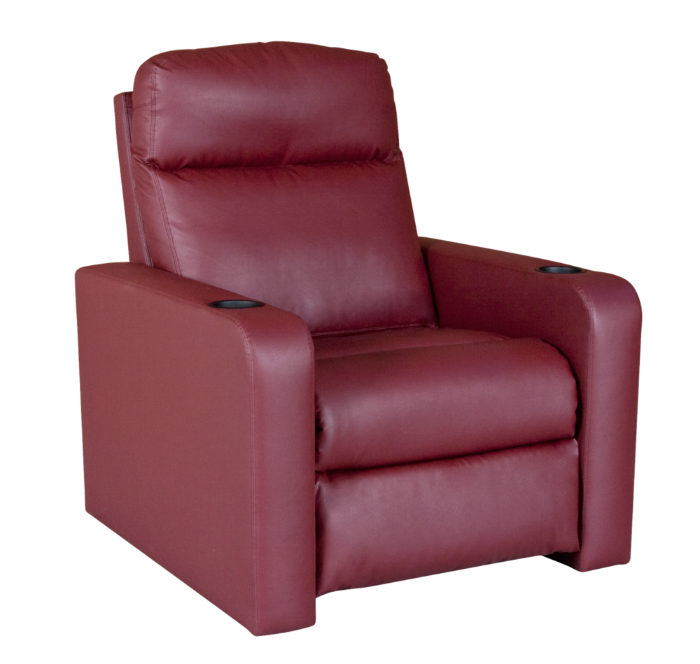 Classic Leather - Genesis Motorized Home Theatre Recliner