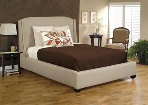 Thumbnail of HB Designs - Upholstered Bed