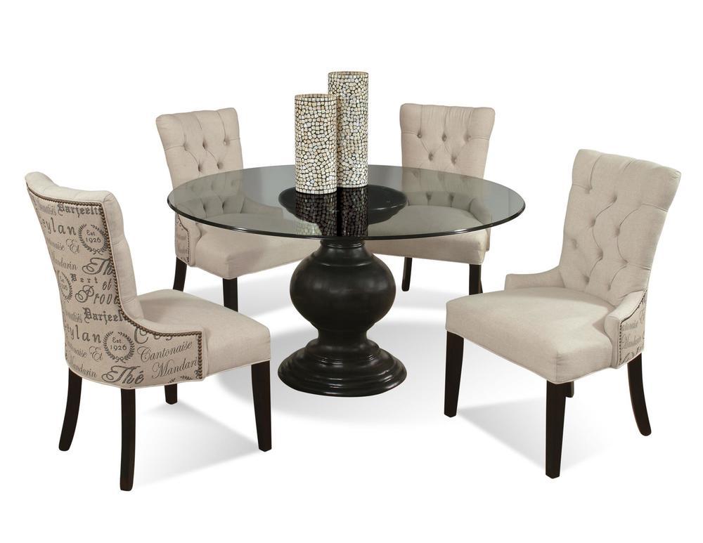 HB Designs - Dining Table Pedestal