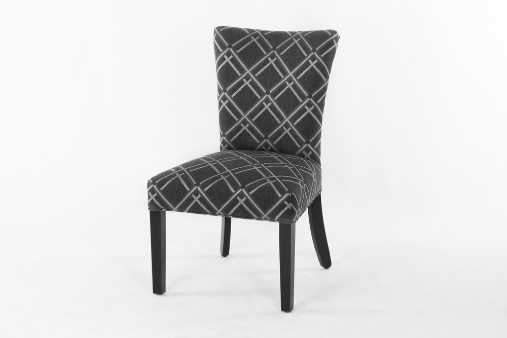 HB Designs - Curved Back Side Chair