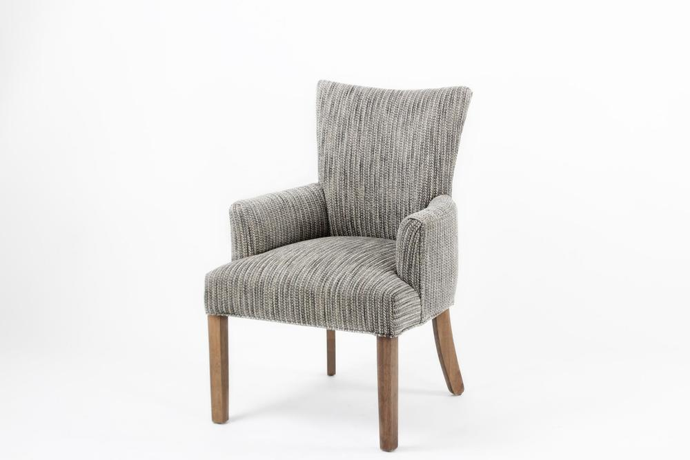 HB Designs - Curved Back Arm Chair