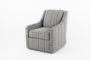 Thumbnail of HB Designs - Contemporary Swivel Club Chair
