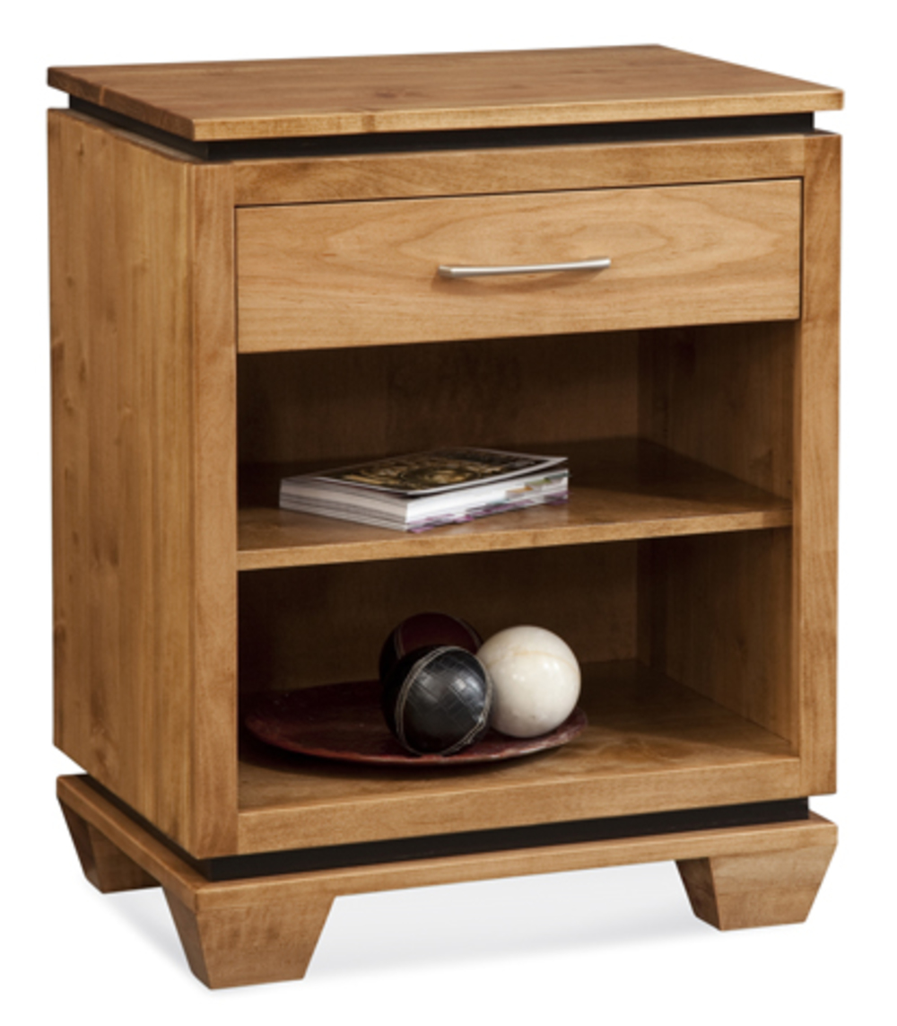 Conrad Grebel - One Drawer Night Stand