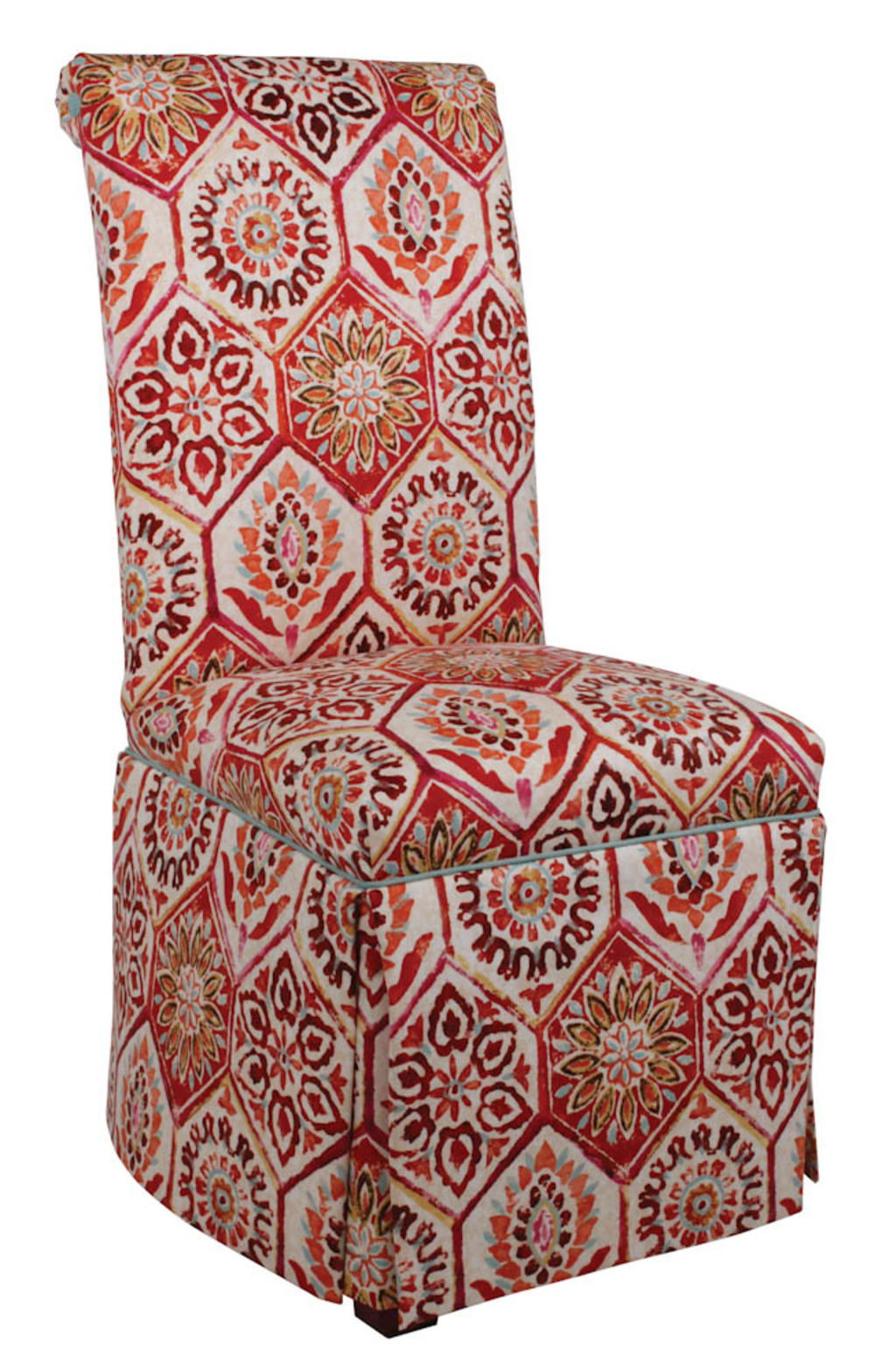 Cox Manufacturing - Scroll Back Chair