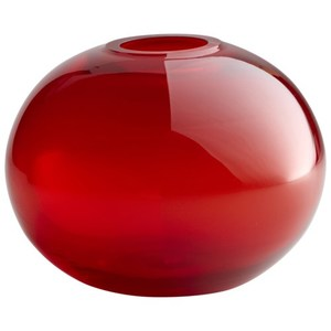 Thumbnail of Cyan Designs - Small Red Pod Vase