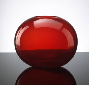 Thumbnail of Cyan Designs - Large Red Pod Vase