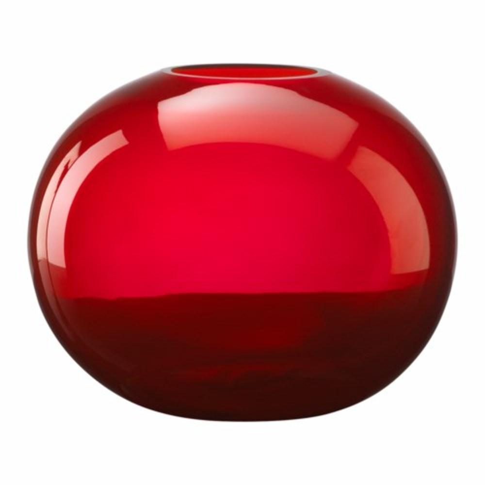 Cyan Designs - Large Red Pod Vase