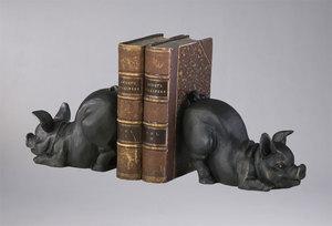 Thumbnail of Cyan Designs - Piggy Bookends