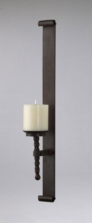 Thumbnail of Cyan Designs - Tall Single Iron Wall Candleholder
