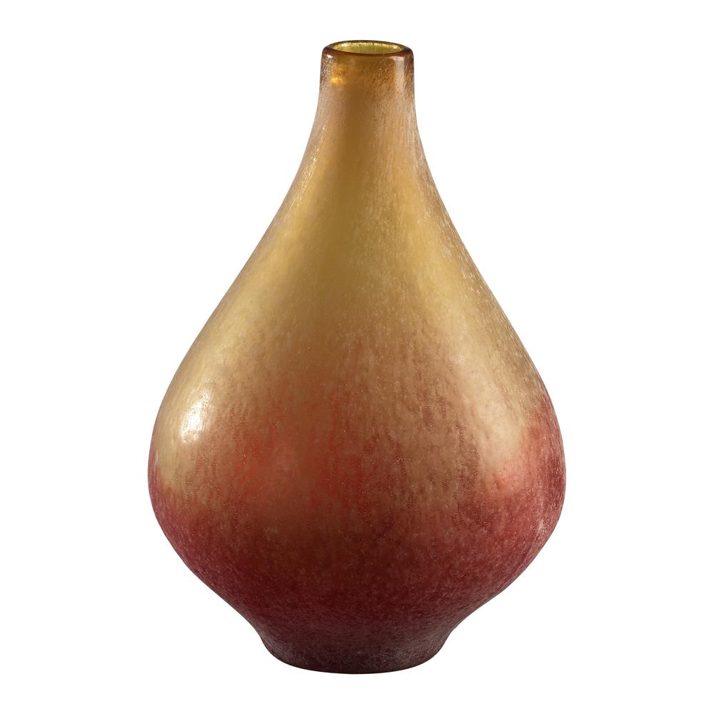 Cyan Designs - Medium Vizio Yellow and Orange Vase
