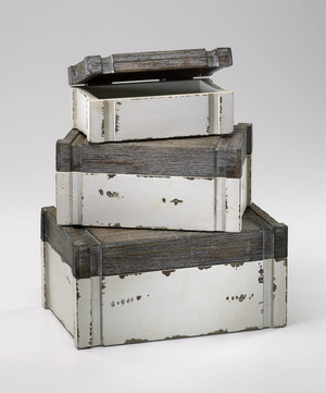Thumbnail of Cyan Designs - Alder Boxes
