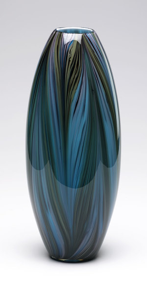 Thumbnail of Cyan Designs - Peacock Feather Vase