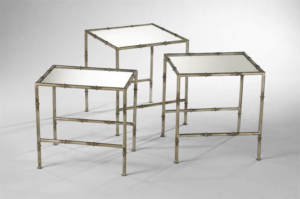 Cyan Designs - Bamboo Nesting Tables
