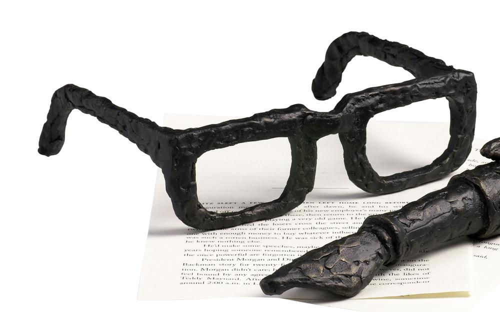 Cyan Designs - Sculptured Spectacles
