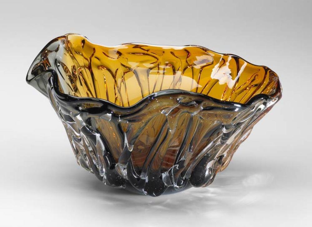 Cyan Designs - Duo Art Glass Bowl