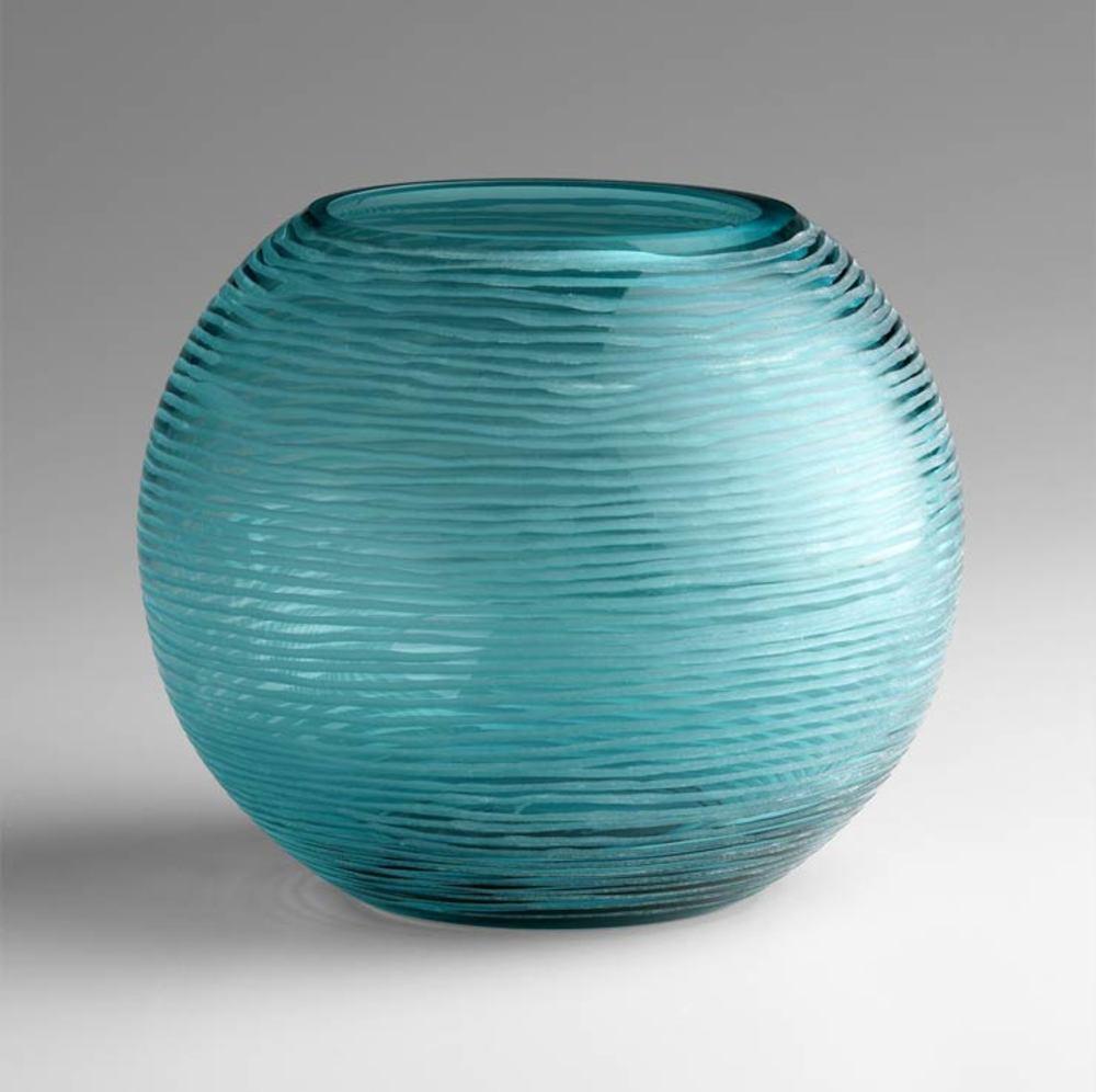 Cyan Designs - Large Round Libra Vase