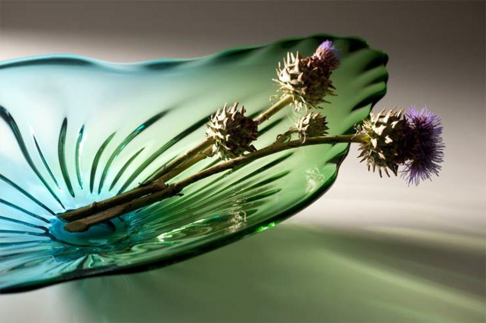 Cyan Designs - Art Glass Plate