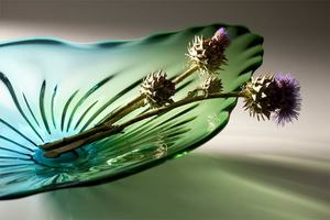 Thumbnail of Cyan Designs - Art Glass Plate