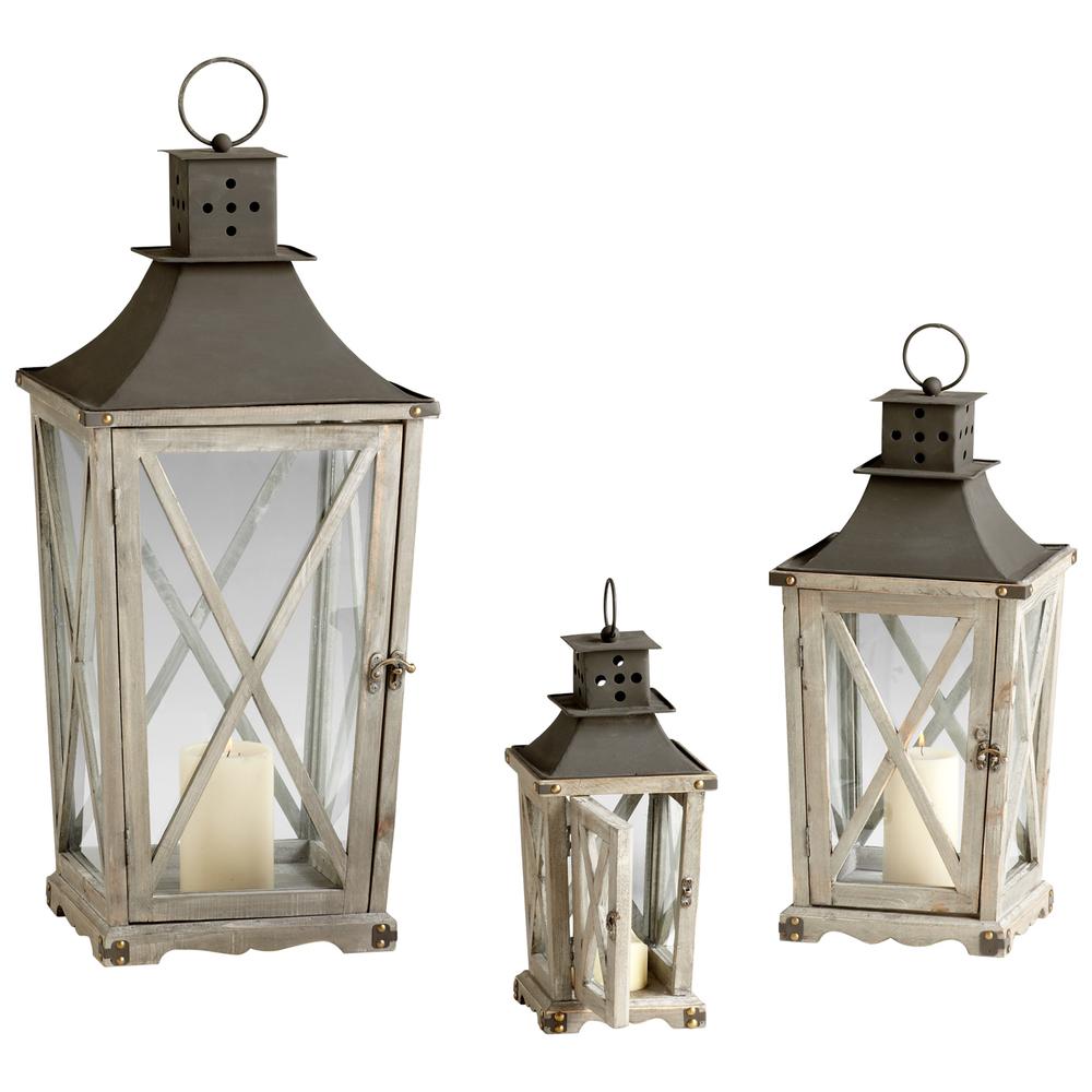 Cyan Designs - Cornwall Lanterns