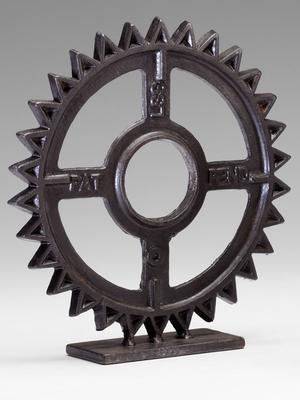 Thumbnail of Cyan Designs - Gear Sculpture