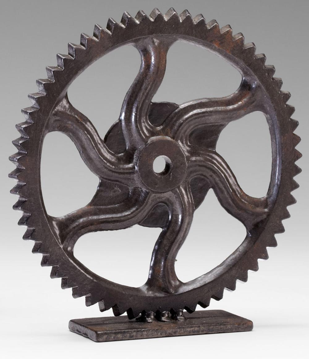 Cyan Designs - Gear Sculpture