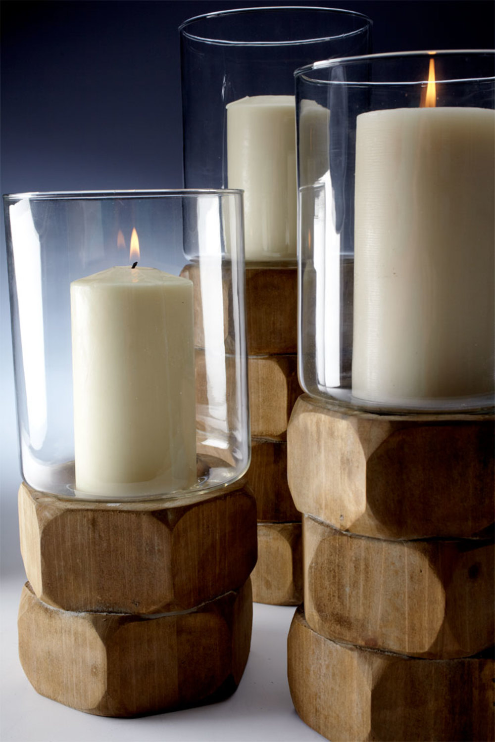 Cyan Designs - Small Hex Nut Candleholder