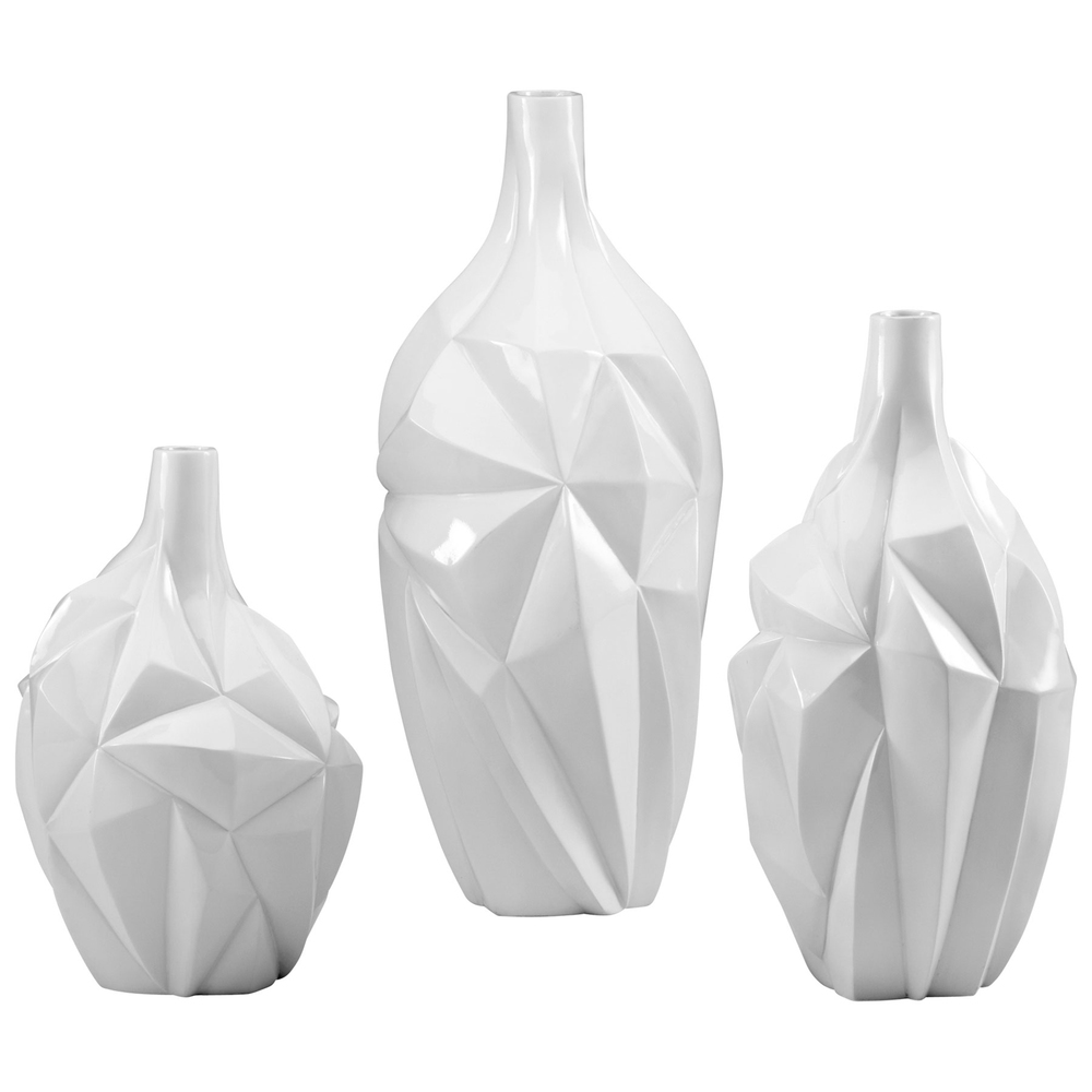 Cyan Designs - Medium Glacier Vase