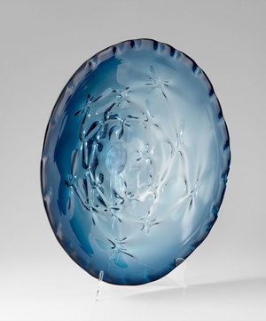 Thumbnail of Cyan Designs - Blue Poole Plate