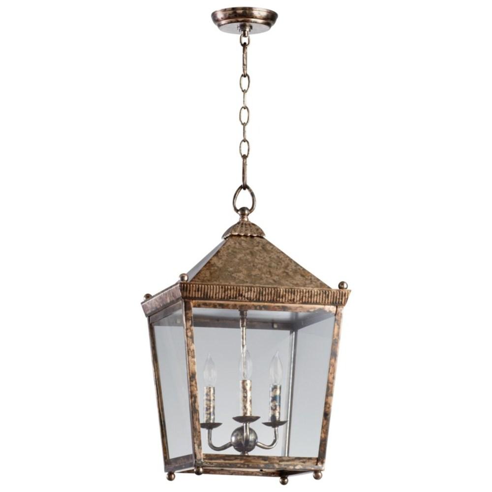 Cyan Designs - Ranch House Three Light Lantern