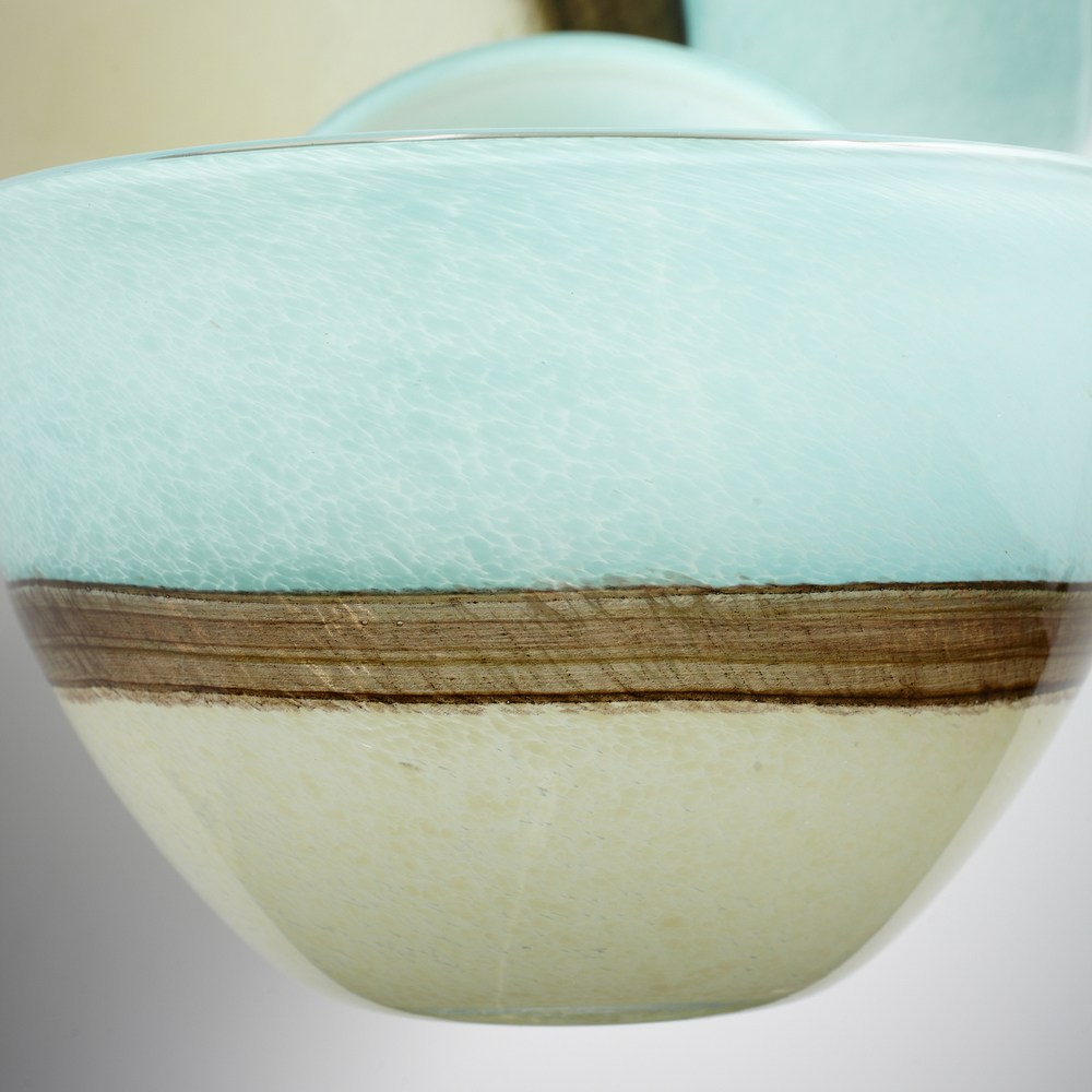 Cyan Designs - Large Turquoise Earth Vase