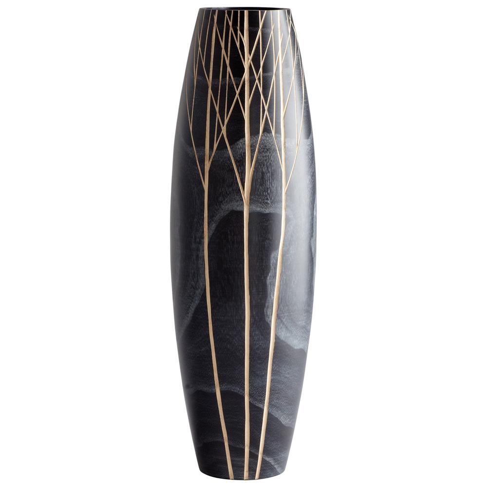 Cyan Designs - Medium Onyx Winter Vase