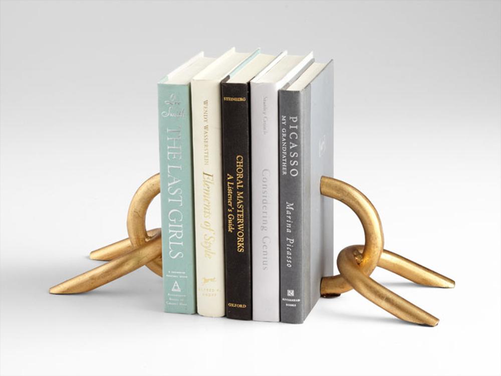 Cyan Designs - Goldie Locks Bookends