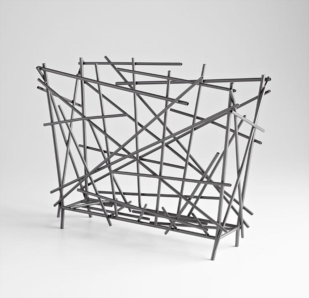 Cyan Designs - Pick Up Sticks Magazine Holder