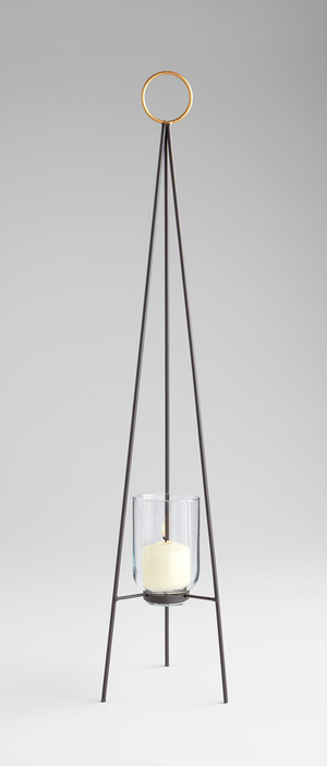 Thumbnail of Cyan Designs - Medium Tripod Ring Candleholder