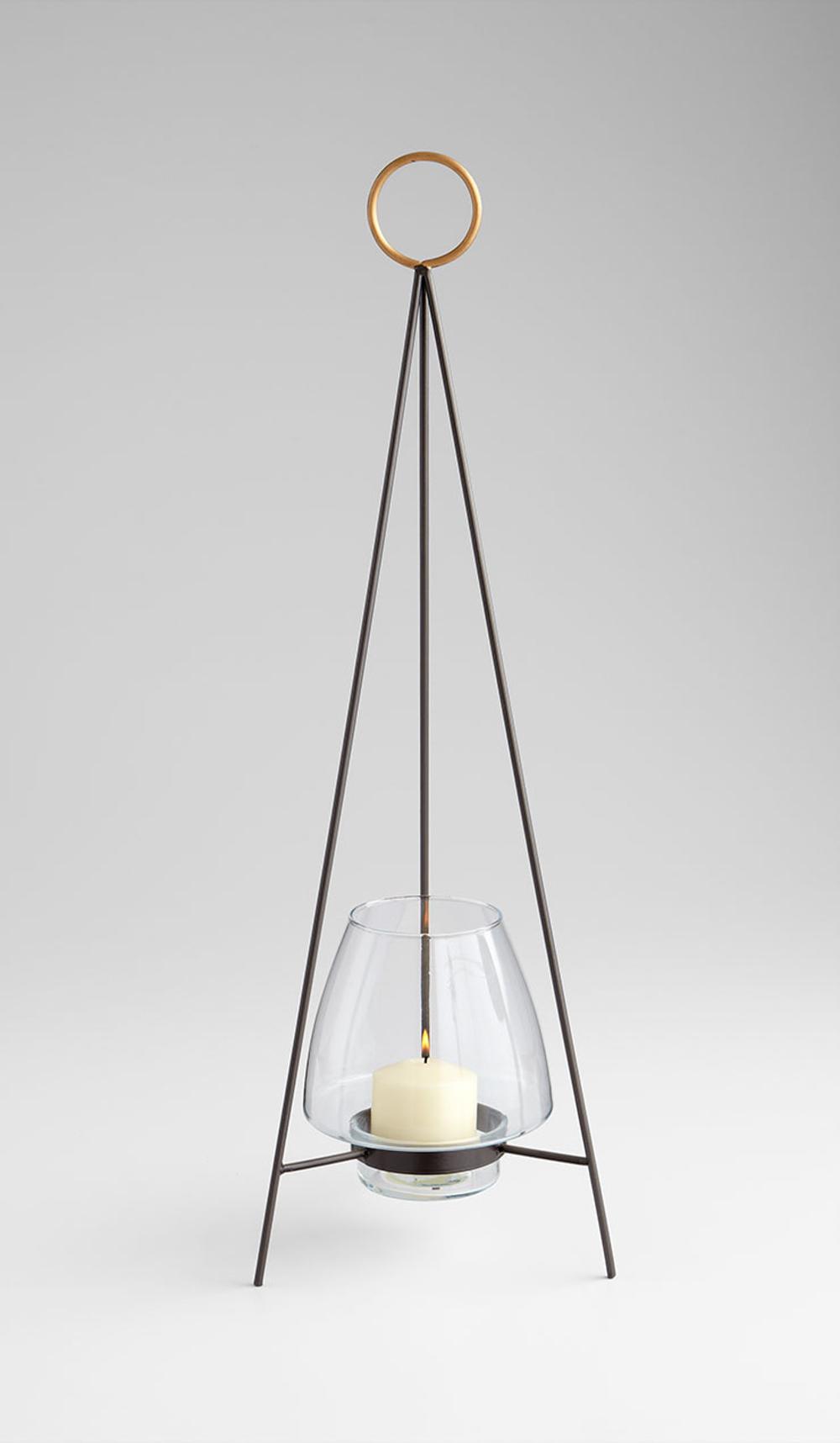 Cyan Designs - Large Tripod Ring Candleholder