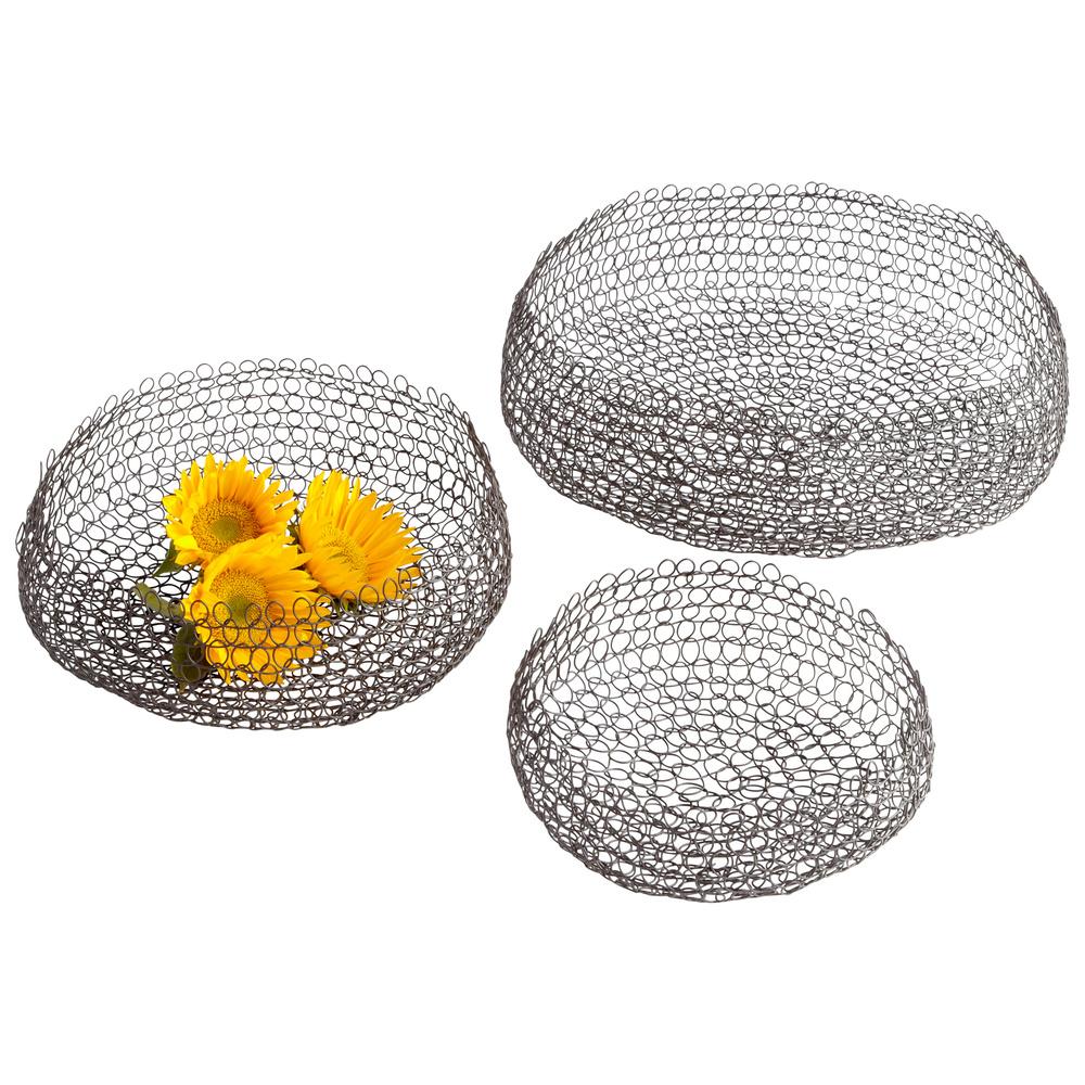 Cyan Designs - Columbus Weave Basket
