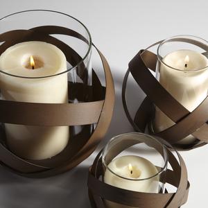 Thumbnail of Cyan Designs - Small Infinity Candleholder
