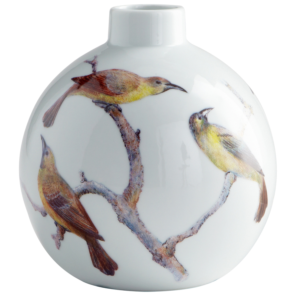 Cyan Designs - Small Aviary Vase
