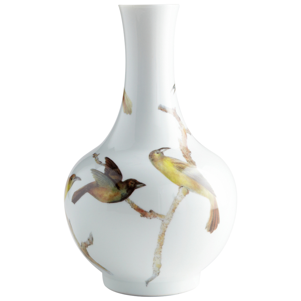 Cyan Designs - Large Aviary Vase