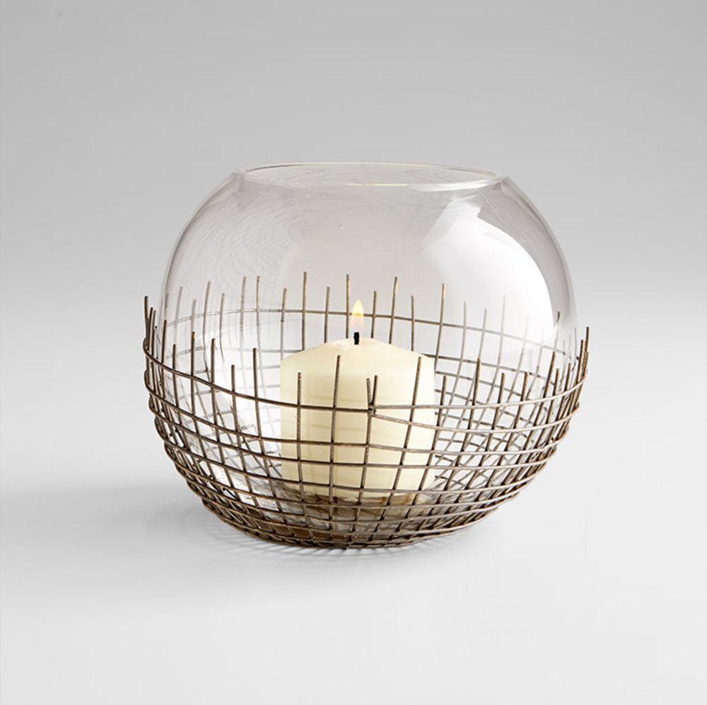 Cyan Designs - Large Silk Candleholder