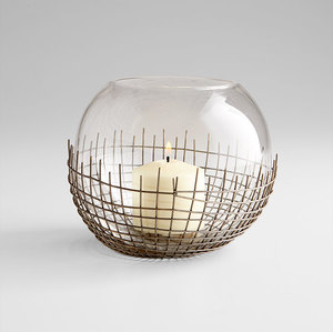 Thumbnail of Cyan Designs - Large Silk Candleholder