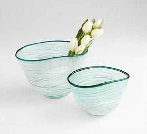Thumbnail of Cyan Designs - Small Swirly Bowl
