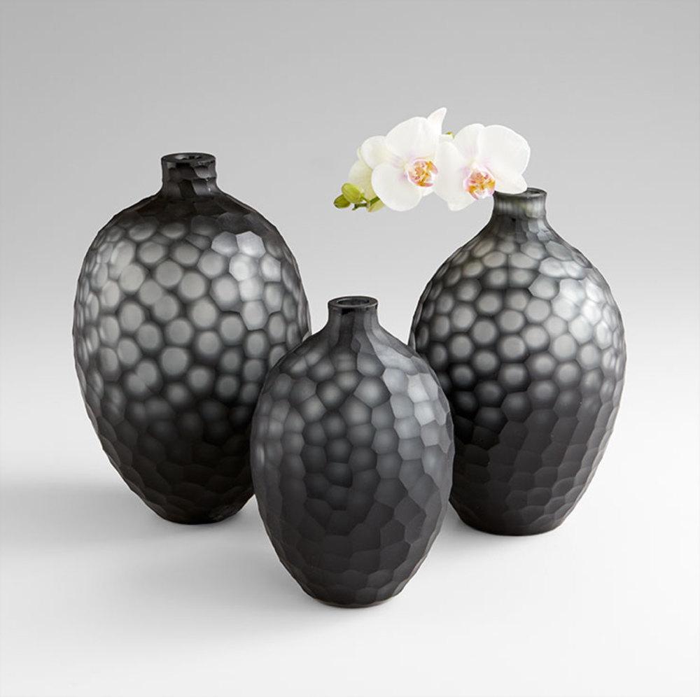 Cyan Designs - Medium Neo-Noir Vase