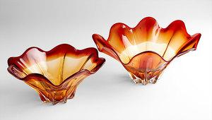 Thumbnail of Cyan Designs - Small Lily Bowl