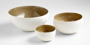 Thumbnail of Cyan Designs - Medium Latte Bowl
